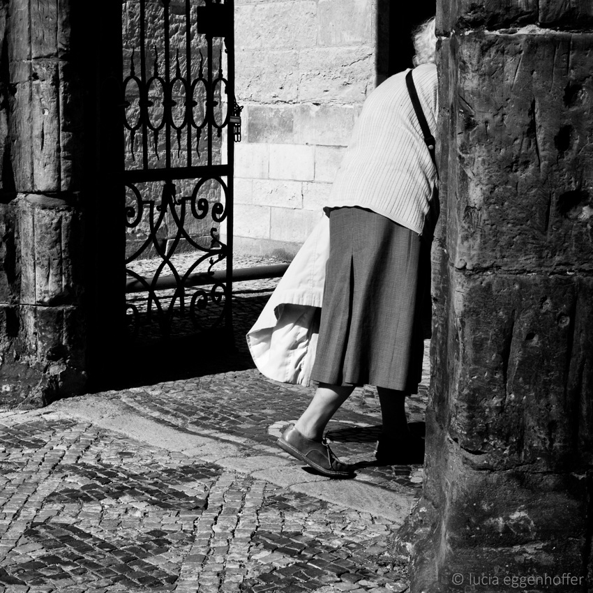 Enter in Peace, Prague, Czech republic © lucia eggenhoffer