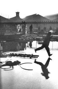 Behind the Gare Saint-Lazare, 1932