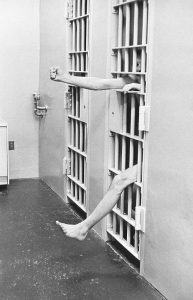 Cell in a Model Prison in the U.S.A., 1975