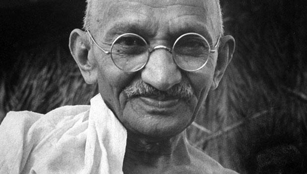 Mahathma Gandhi in his final hour, Henri Cartier-Bresson