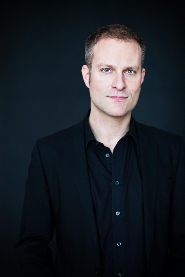 Martin Vodrážka - Opera Singer © lucia eggenhoffer
